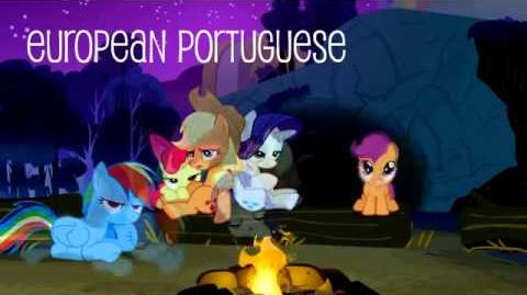 Campfire Song - Portuguese (Portugal)