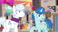 Double Diamond and Party Favor surprised to see Starlight S6E25