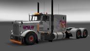 FANMADE ETS2 Pete 389 Custom - CMC Skin 6