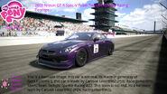 FANMADE MLP Racing Team Twilight Sparkle's car