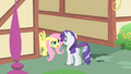 Fluttershy 'As long as we keep her' S1E25.png