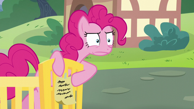 File:Pinkie Pie points at the third clue S5E19.png