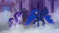 "Princess Luna ""because you need me to be"" S6E25"