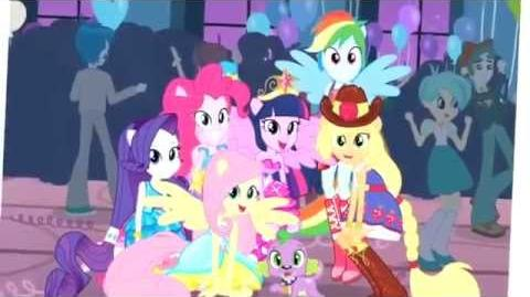 Dutch Equestria Girls This is Our Big Night (Reprise)