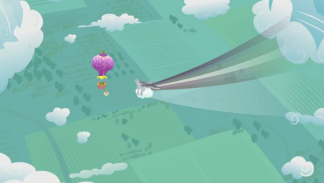 File:Rainbow Dash flying fast S2E02.png