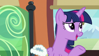 "Twilight Sparkle ""I don't think your presence"" S6E16"