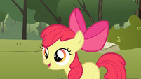 Apple Bloom 'that makes much more sense' S1E23