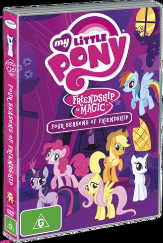 File:Friendship is Magic Region 4 Volume 3.png