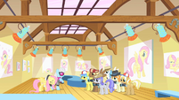 Photo Finish showcases Fluttershy S1E20