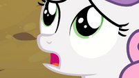 Sweetie Belle Shock S2E5