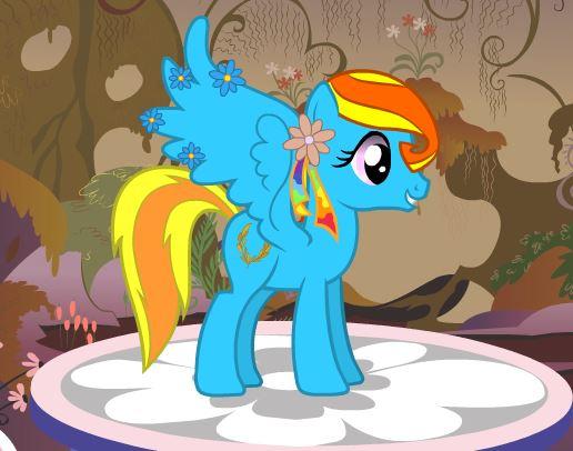 File:FANMADE Sparkleshine OC Glimmer Pegasus.jpg