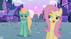 """Fluttershy """"we talked about you getting a job"""" S6E11"""