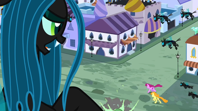 File:Queen Chrysalis looking out the window S2E26.png