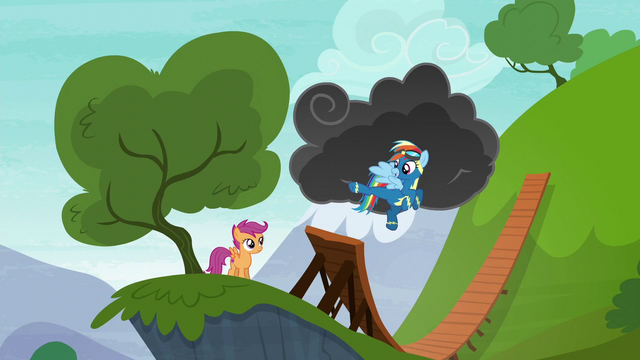 File:Rainbow Dash kicking the air S6E7.png
