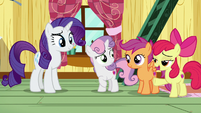 "Apple Bloom ""we've got this covered"" S7E6"