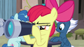 Apple Bloom looks for Big Mac using binoculars S7E8.png
