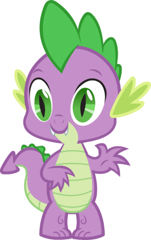 File:Canterlot Castle Spike 1.png