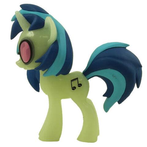 File:Funko DJ Pon-3 glow-in-the-dark vinyl figurine.jpg