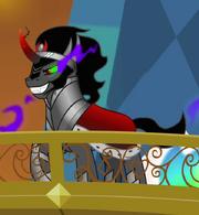 King Sombra ID S03E01