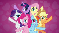 Mane Six have each other's backs S7E2