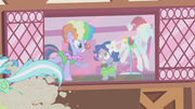Twilight and Spike in costumes S1E3.png