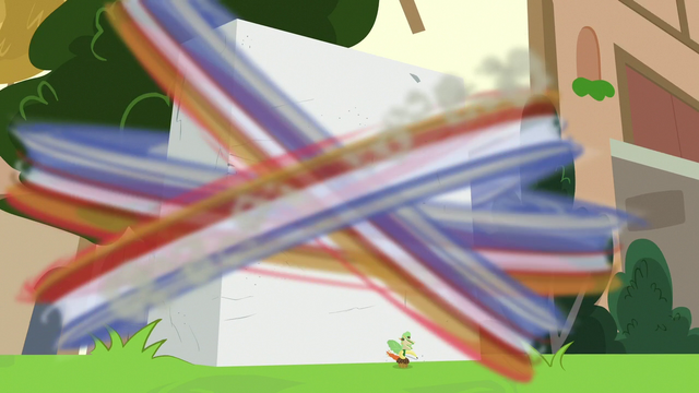 File:Chipcutter flies around rock slab at high speed S7E6.png