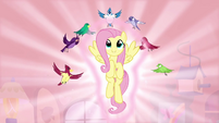 Fluttershy rediscovers her destiny S03E13