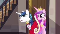 Princess Cadance satisfied S2E25