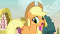 "Applejack ""didn't think I'd be much help"" S7E9.png"