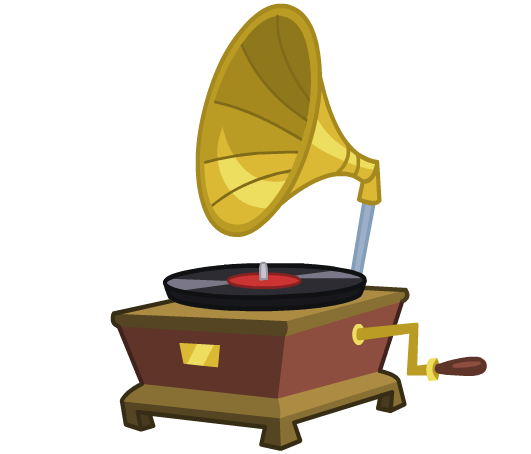 Image Canterlot Castle Phonograph Png My Little Pony