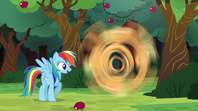 File:Rainbow Dash appears and interrupts Applejack S6E18.png