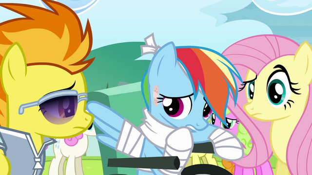 File:Rainbow Dash mumbling S4E10.png