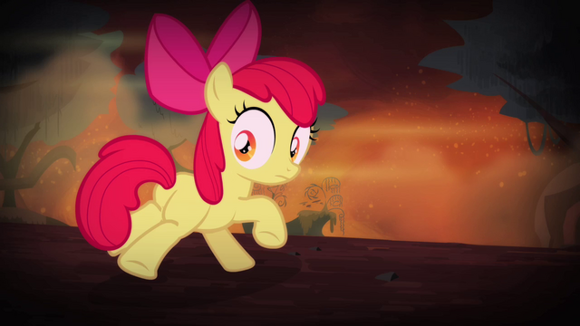File:Apple Bloom looking behind S4E17.png