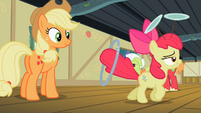 Apple Bloom walking away S2E06