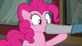 Maud Pie plugging Pinkie's mouth S6E3.png