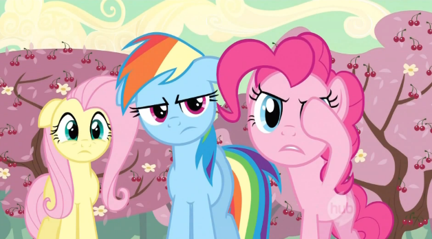 File:Pinkie Pie making a Pinkie Promise S2E14.png