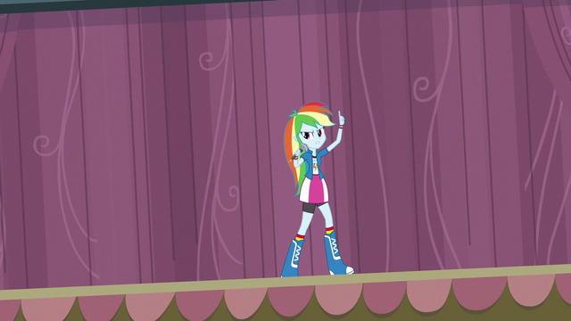 "File:Rainbow Dash ""super motivated"" EG3.png"