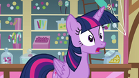 "Twilight Sparkle ""are you two...?!"" S5E19"