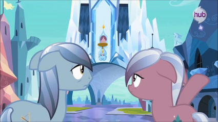 Unnamed pony 'It just feels like something is missing' S3E1