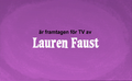 Developed for TV by Lauren Faust Credit - Swedish (DVD).png