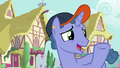"Out of Town Pony ""we haven't read them"" S7E14.png"