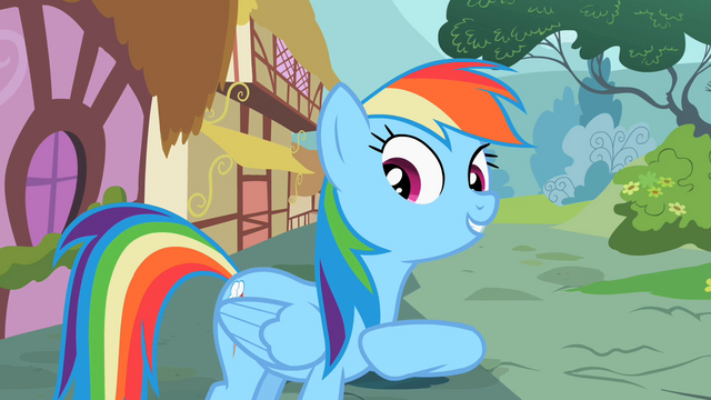 File:Rainbow Dash recognition S2E8.png