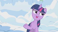 "Twilight ""have a lot of work ahead of you"" S1E11"