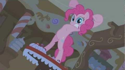 Elak liten lort (Pinkie Pie)