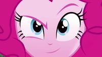 Pinkie Pie looking super-confident EG4