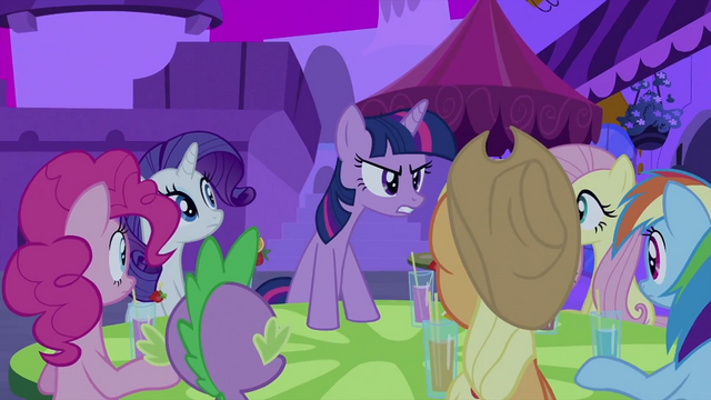 "File:Twilight ""taking it out on Cadance"" S2E25.png"