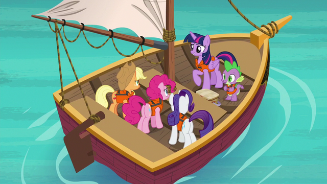 File:Twilight Sparkle explains to her friends S6E22.png