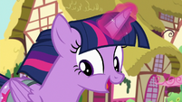 "Twilight Sparkle ""this errand is gonna be different"" S7E3"