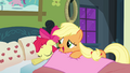 Applejack 'is gonna be worth the wait' S3E08.png