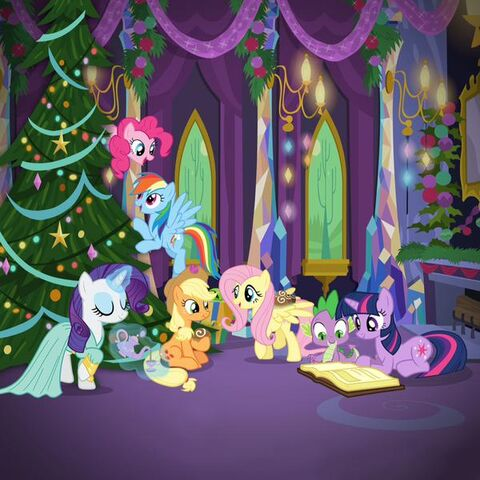 File:It's a Pony Kind of Christmas Twitter promotional image.jpg